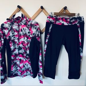 Tek Gear Dry Tek Sweater and Pants Bundle Size XL